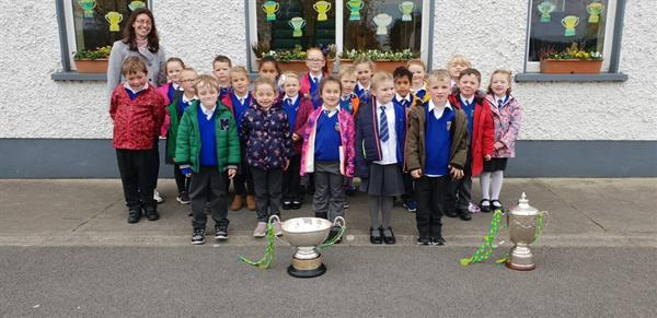 Dowling & Casey cup