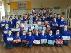 Christmas shoe box appeal 2018