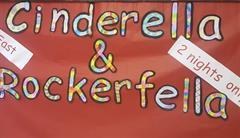 Clips from Cinderella Rockerfella