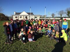 School Gaelic league