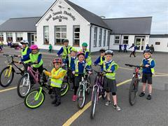 Active school travel