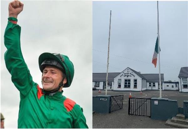 The late Pat Smullen