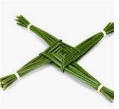 St. Brigid cross resources